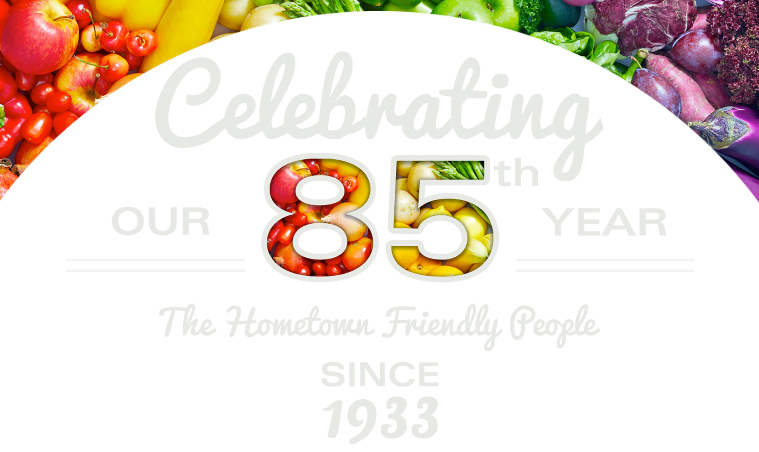 Wesselmans is celebrating our 85th year! The hometown friendly people since 1933.